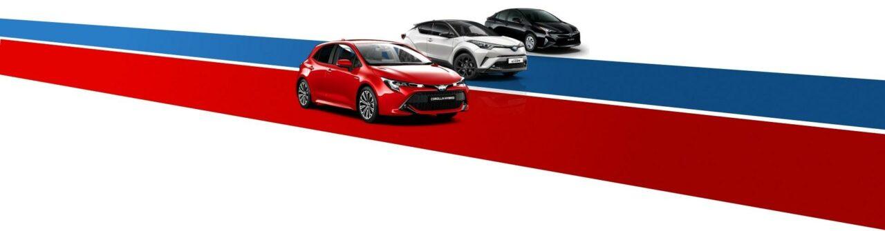 Vehículos nuevos Toyota