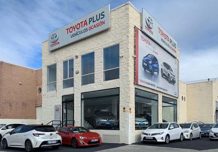 Concesionario Ocasión Toyota