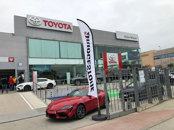 Concesionario Toyota Kobe Motor Majadahonda