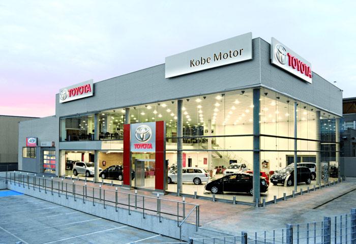 Concesionario Toyota Majadahonda