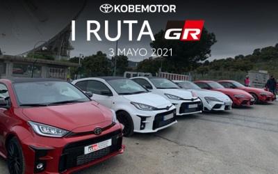 PRIMERA RUTA GR KOBE MOTOR 2021
