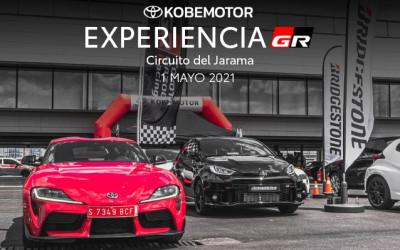 EXPERIENCIA GR KOBE MOTOR 2021 – Circuito del Jarama