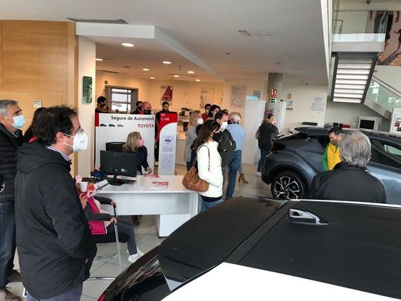 Experiencia GR Kobe Motor