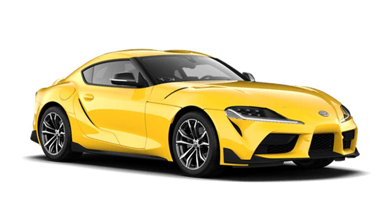 GR Supra Pure Coupe