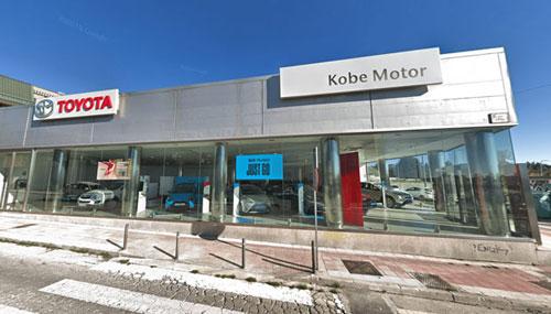 Kobe Motor Collado Villalba