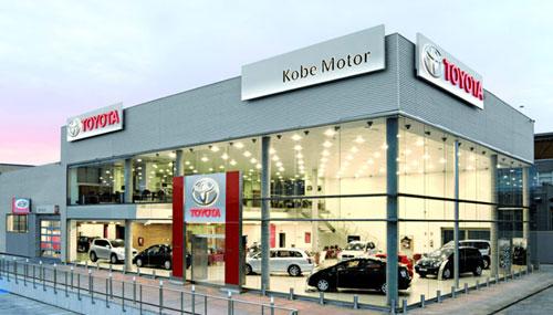 Kobe Motor Majadahonda