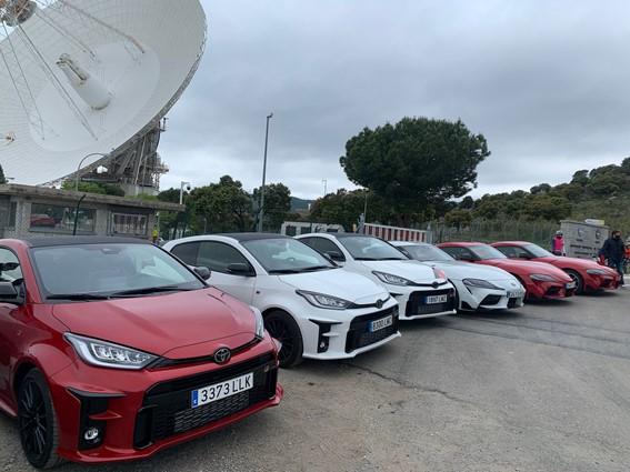 Modelos Toyota GR 2021