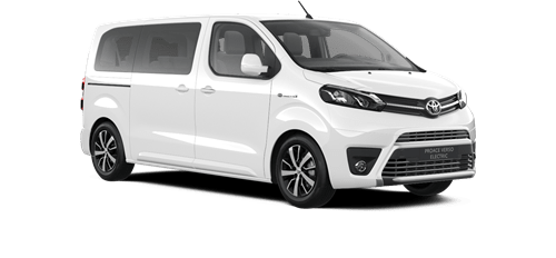 Proace Verso electric Family advanced