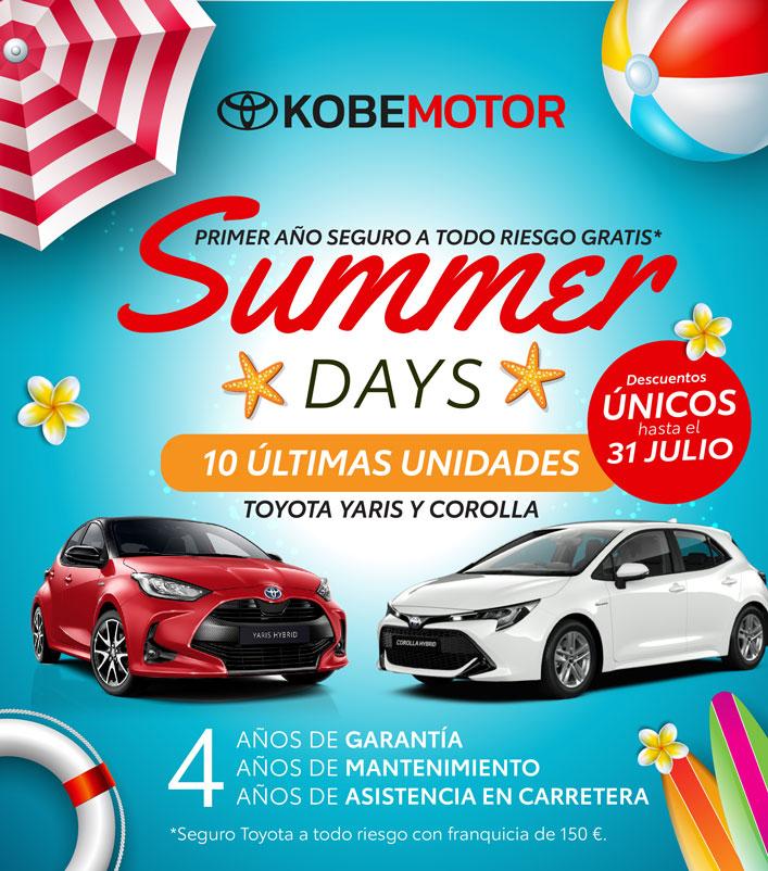 SUMMER DAYS kobe days popup