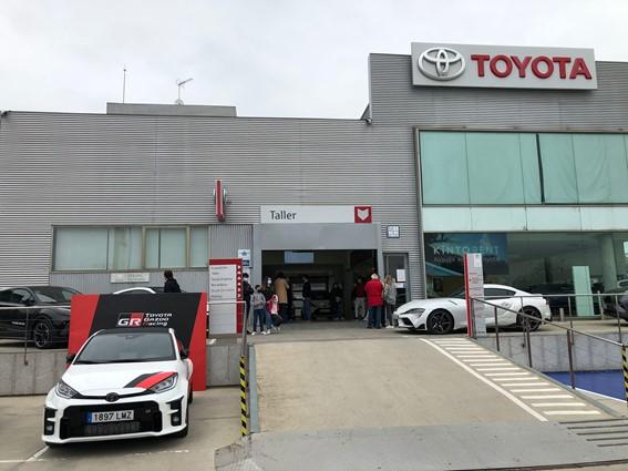 Toyota Kobe Motor Majadahonda