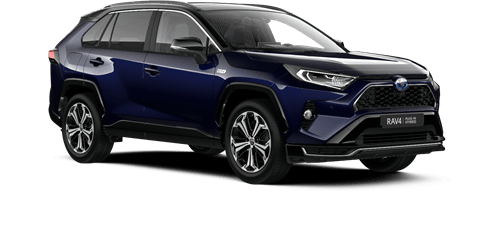 Toyota RAV4 Plug In Style