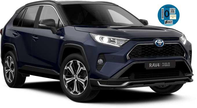 Toyota Rav4 Plug in advance