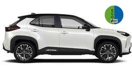 Toyota Yaris Cross Style