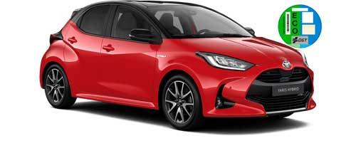 Toyota Yaris Tyle Premiere Edition