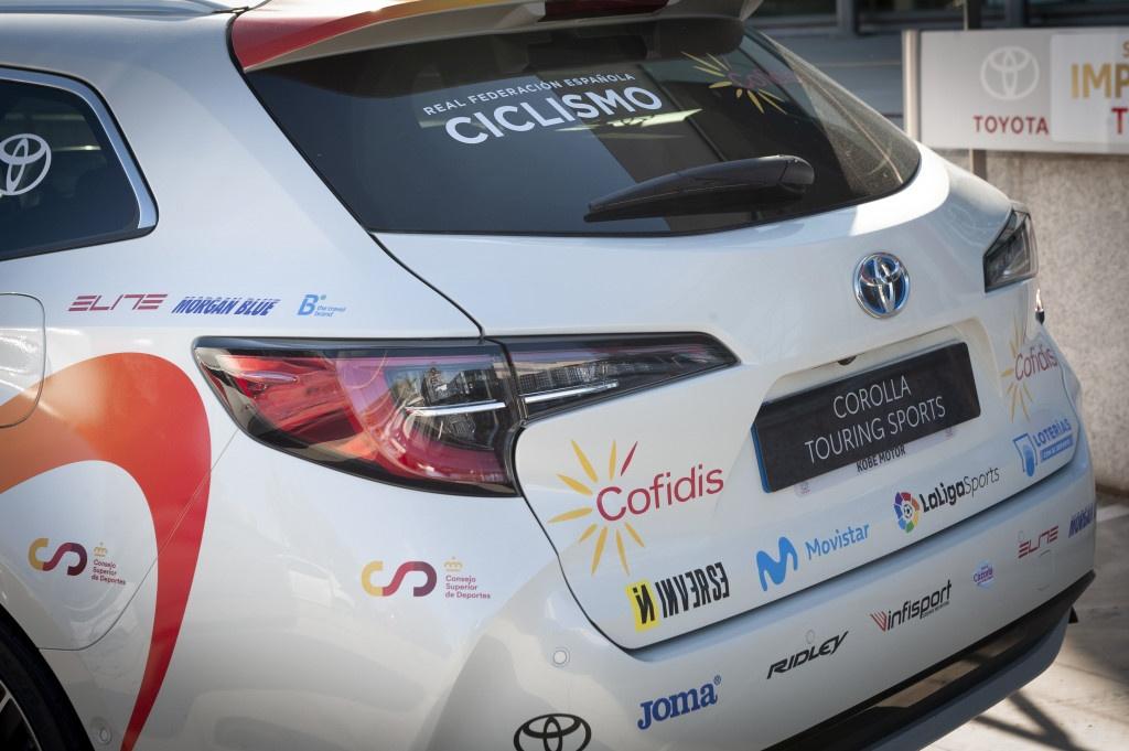 Toyota Corolla Touring Sports 2021 RFEC