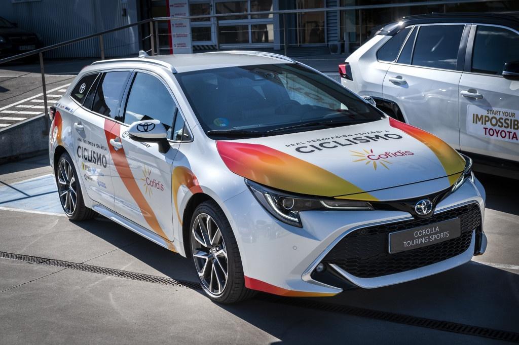Toyota Corolla ciclismo