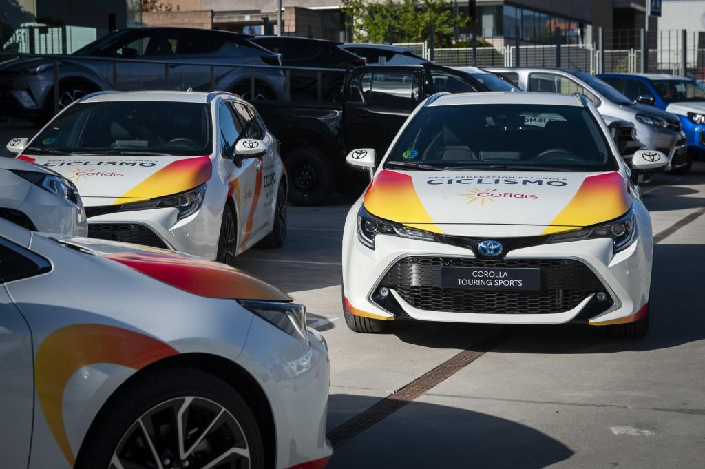 Toyota Corolla Touring Sports vinilado