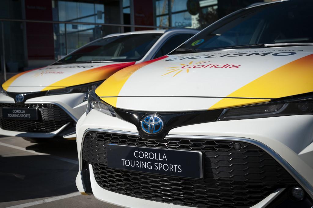 Toyota Corolla Touring Sports 2021